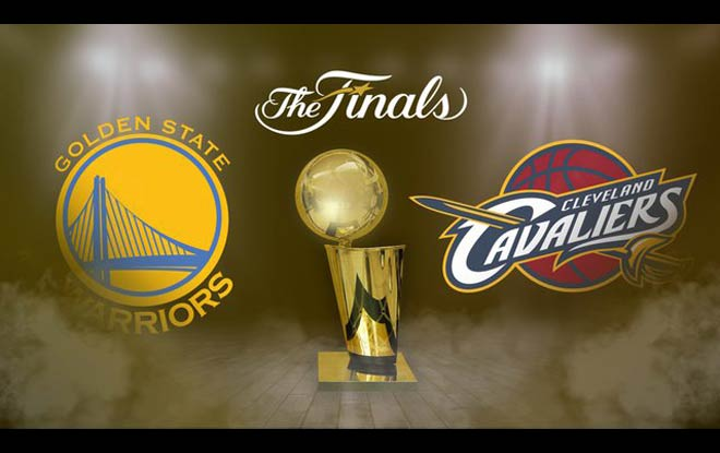 NBA Finals Game 4 Warriors vs. Cavaliers Odds and Picks