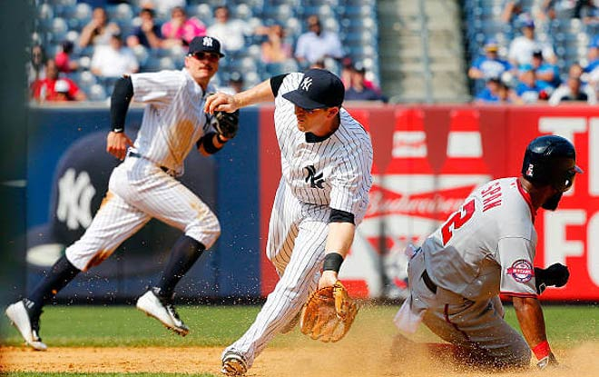 Washington Nationals vs. New York Yankees Game Odds and Picks