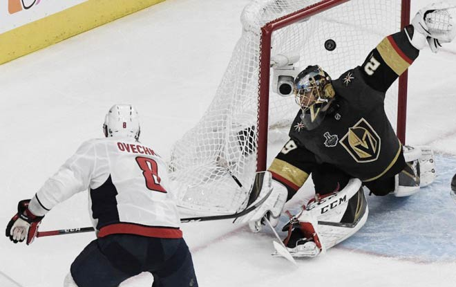 Washington Capitals vs. Vegas Golden Knights Stanley Cup Picks and Odds