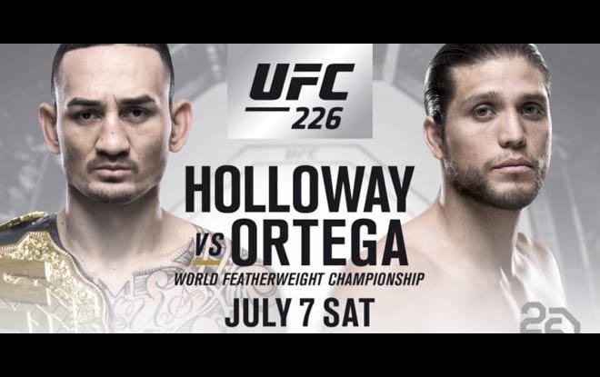 Max Holloway vs. Brian Ortega Expert Picks and Top Sportsbook Odds