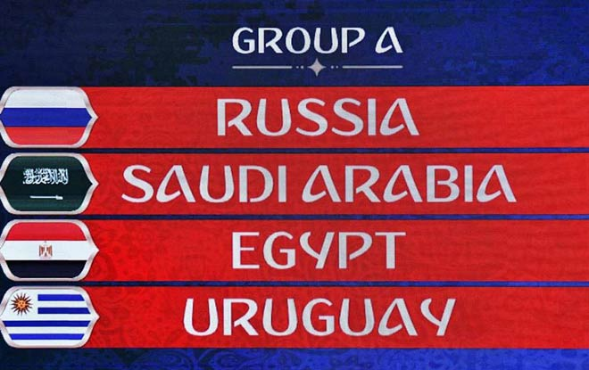 2018 World Cup Group A expert betting advice in odds