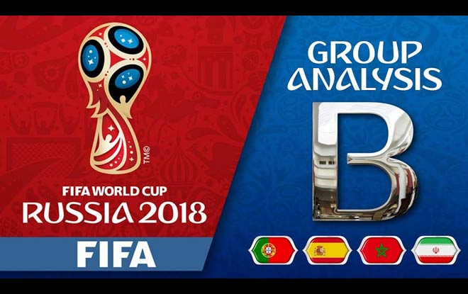 2018 FIFA World Cup Group B betting predictions and odds