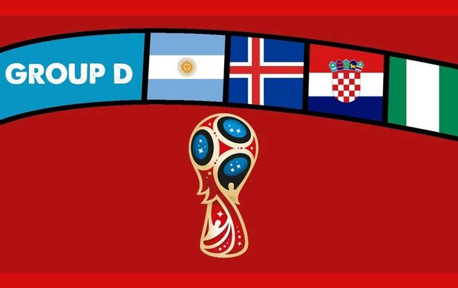 2018 FIFA World Cup Group D Betting Analysis, Odds and Picks