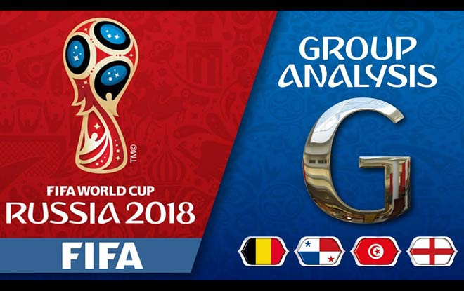 2018 World Cup Group G predictions, odds and analysis