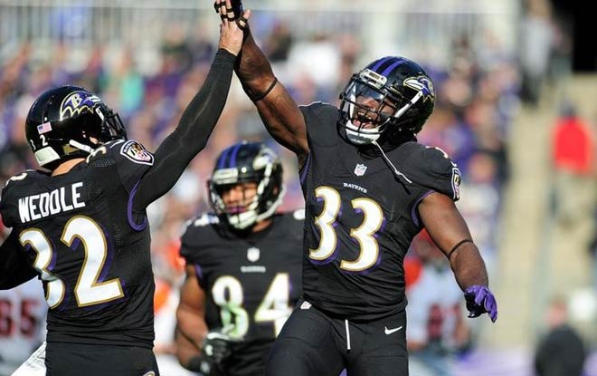 Baltimore Ravens at Cincinnati Bengals NFL Week 10 (Updated Odds)