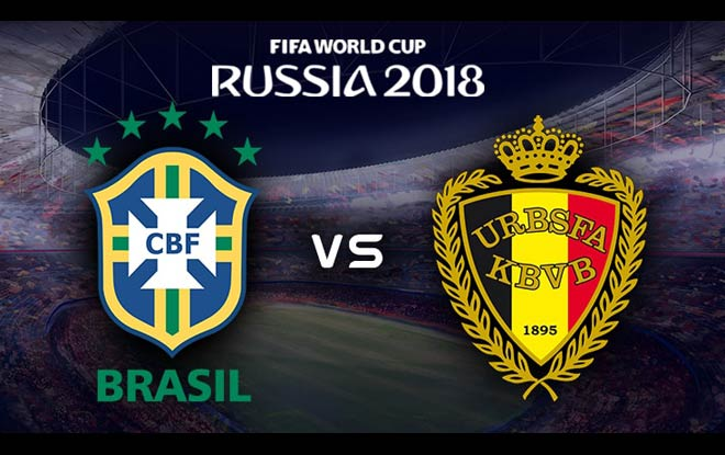 Brazil Vs. Belgium World Cup 2018 Quarterfinals Expert predictions and best odds