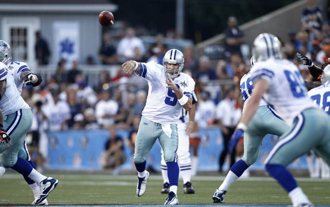 Vikings vs. Cowboys Sunday Night Odds & Picks for NFL Week 10
