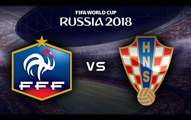 France vs. Croatia World Cup Final betting Odds, expert betting tips and analysis