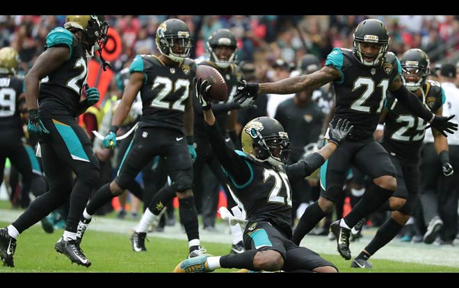 2018 Jacksonville Jaguars NFL Betting Odds and Schedule