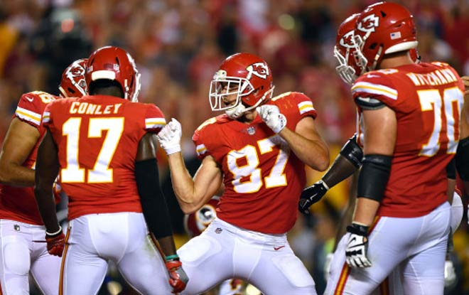 Chiefs are favored by a touchdown vs. Bengals in Sunday Night Football