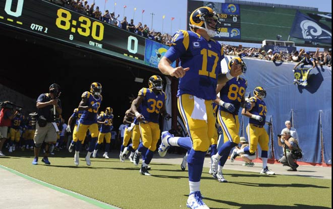 Rams Big Betting Favorites vs. Seahawks on NFL Week 10