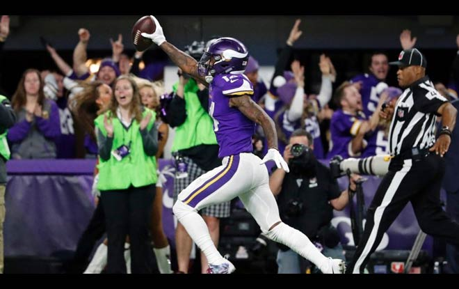 Minnesota Vikings Road Betting Favorites vs. New York Jets – NFL Week 7