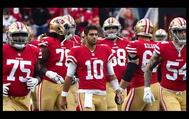 2018 San Francisco 49ers NFL Betting Odds and Schedule