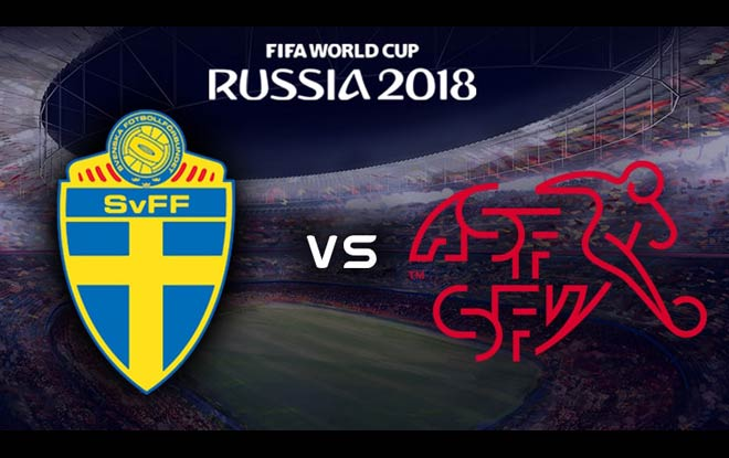 Sweden vs. Switzerland - World Cup Round of 16 Updated Odds and Picks