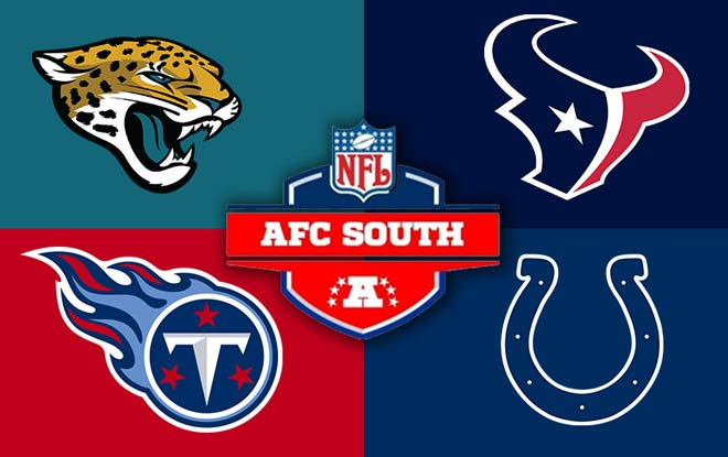 Top Sportsbook AFC South Division NFL Betting Odds