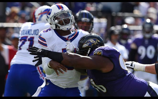 NFL Week 1 Buffalo Bills vs. Baltimore Ravens Odds and Expert Predictions