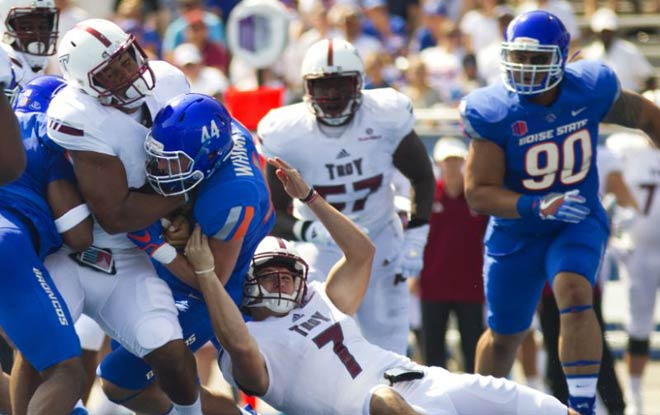 Boise State Broncos vs. Troy Trojans Sportsbook Odds and expert predictions