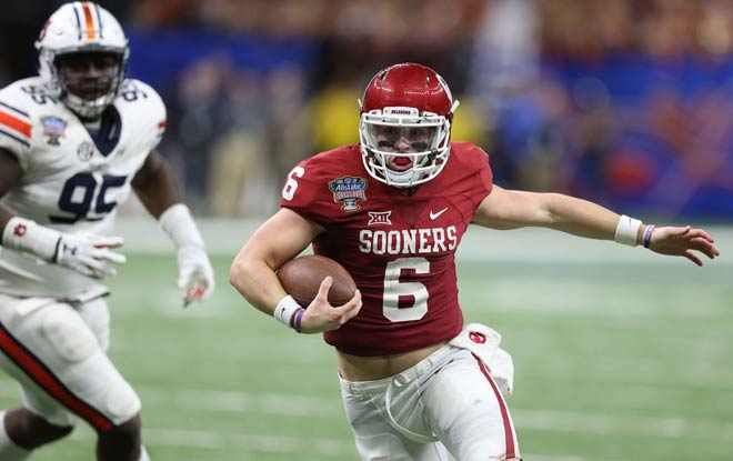 Big 12 Championship NCAA Football Betting: Baylor vs. Oklahoma Odds
