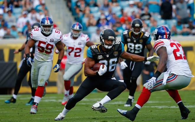 ae3415e7f Jacksonville Jaguars vs. New York Giants NFL Week 1 Odds   Picks