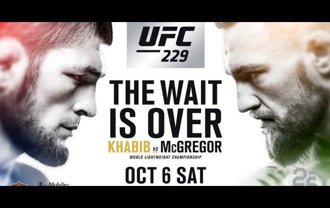 Conor McGregor vs. Khabib Nurmagomedov UFC 229 Sportsbook Odds and Expert Predictions