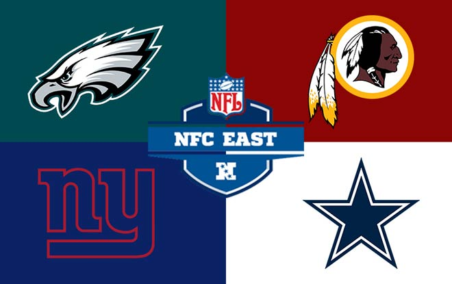 NFC East Division Latest odds and betting expert predictions