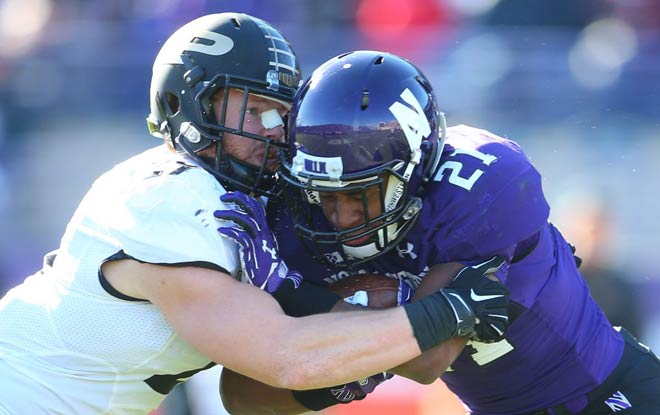Northwestern Wildcats vs. Purdue Boilermakers Expert Predictions and Top Sportsbook Odds