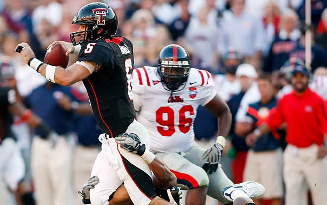 Ole Miss Rebels vs. Texas Tech Red Raiders Latest Odds and expert predictions