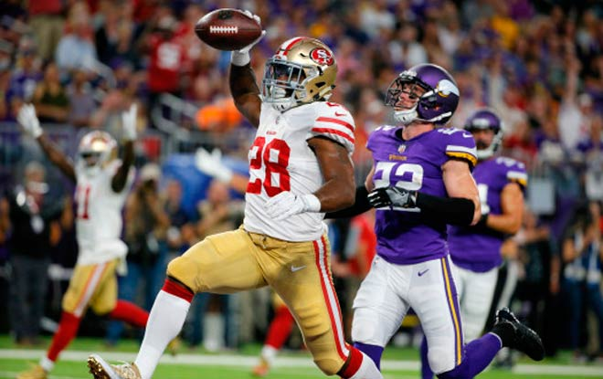 San Francisco 49ers vs. Minnesota Vikings Expert Predictions, Trends and Odds