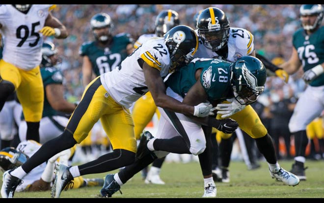 Pittsburgh Steelers vs. Philadelphia Eagles Odds, Expert Predictions and Betting Trends