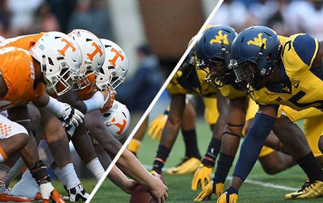 Tennessee Volunteers vs. West Virginia Mountaineers Latest Odds and Predictions from Experts