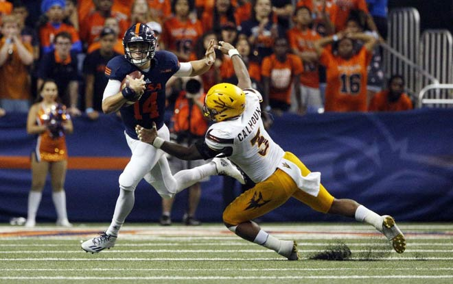 UTSA Roadrunners vs. Arizona State Sun Devils Betting Preview & Picks