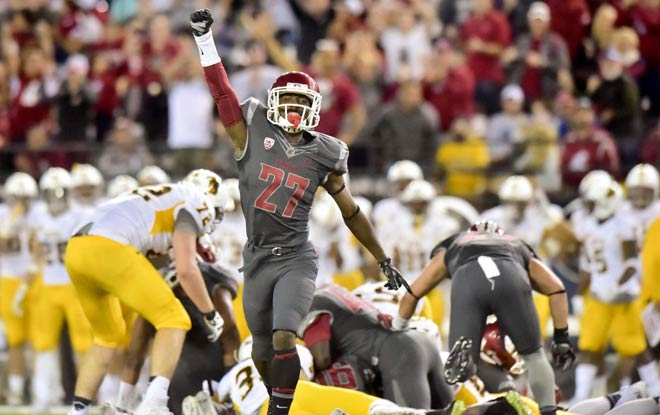 Washington State Cougars vs. Wyoming Cowboys Professional Picks & Lines