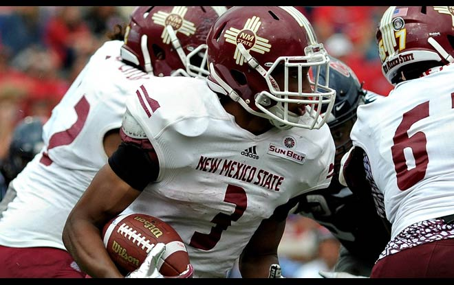 Wyoming Cowboys vs. New Mexico State Aggies College Football Odds and Expert Predictions