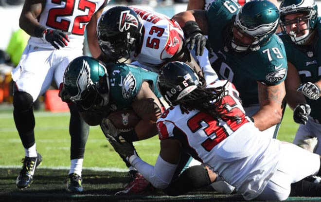 Atlanta Falcons vs. Philadelphia Eagles 2018 Betting Odds and Expert Predictions
