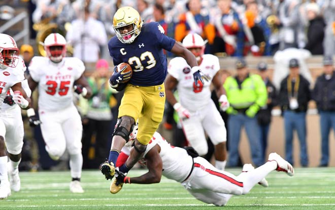 Ball State Cardinals vs. Notre Dame Fighting Latest Odds from top betting sites