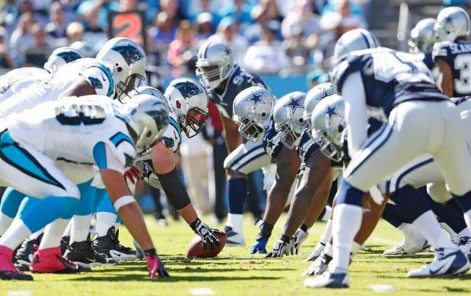 Dallas Cowboys vs. Carolina Panthers Latest Odds from top sportsbooks and expert predictions