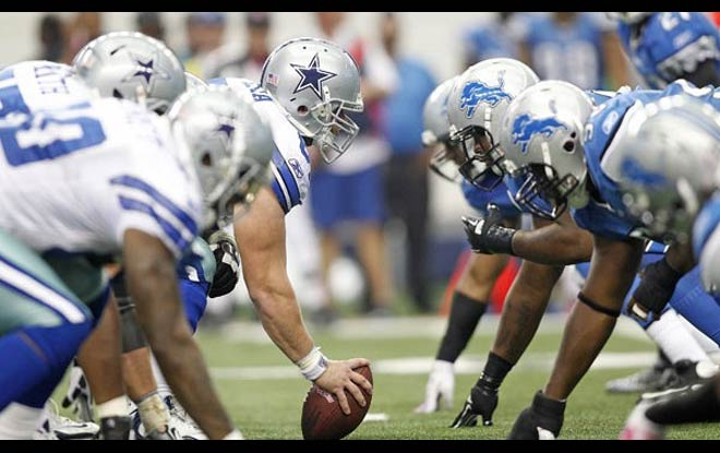 Detroit Lions at Dallas Cowboys Latest Odds and betting predictions