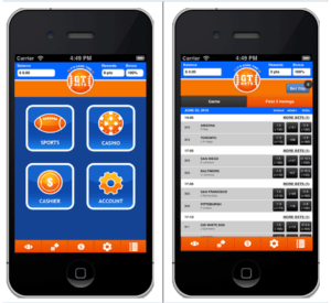 GTBets Sportsbook - Sports Betting Apps for US Residents