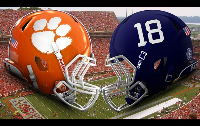 Georgia Southern Eagles vs. Clemson Tigers Odds and Predictions