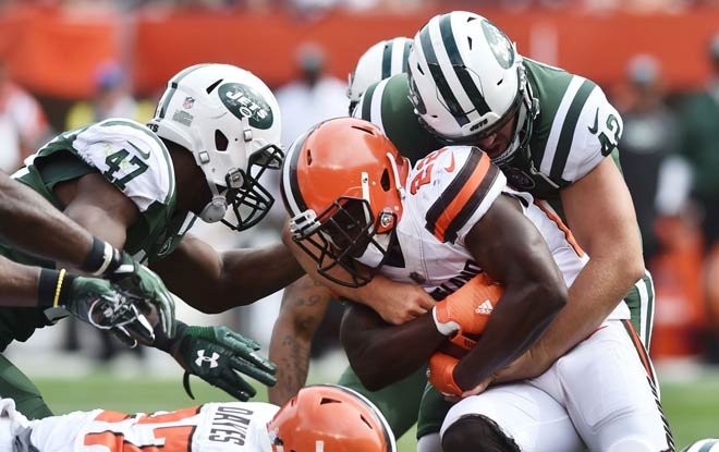 New York Jets vs. Cleveland Browns NFL Betting Odds and Predictions