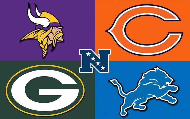 NFC North Division 2018-2019 Winners and top sportsbooks odds
