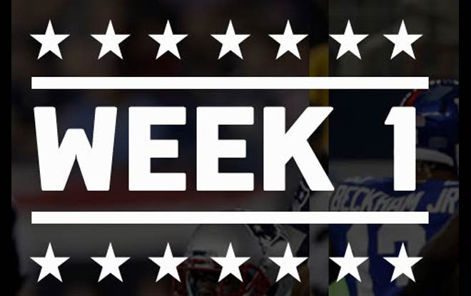 NFL Week 1: Ultimate betting guide to every game with betting sites odds
