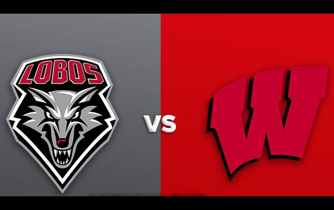 New Mexico Lobos at Wisconsin Badgers Betting Preview and Prediction 1