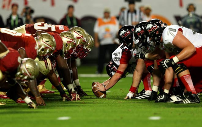 Northern Illinois Huskies at Florida State Seminoles Latest Odds