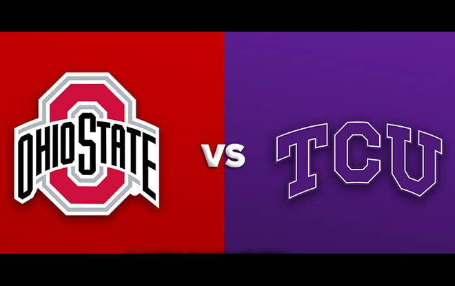 Ohio State Buckeyes vs. TCU Horned Frogs Latest Betting Odds and Predictions