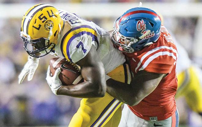 Ole Miss Rebels at LSU Tigers Latest Odds and Expert Predictions
