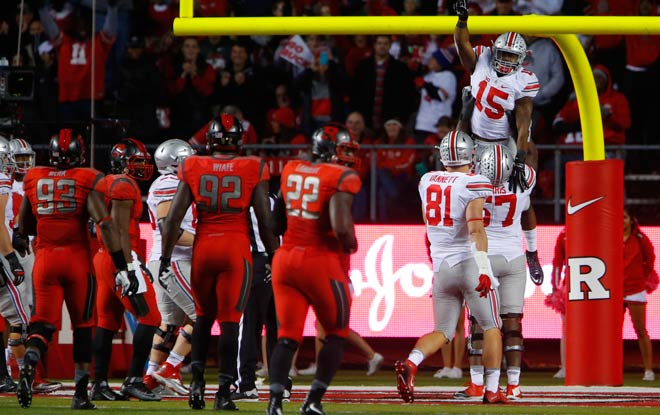 Rutgers Scarlet Knights vs. Ohio State Buckeyes Latest Odds and Expert Betting Picks