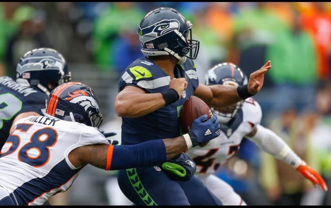 Seattle Seahawks vs. Denver Broncos NFL Betting Odds from Gambling Sites