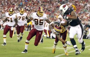 Washington vs. Cardinals NFL Week 2 Betting Lines, Picks and Game Predictions