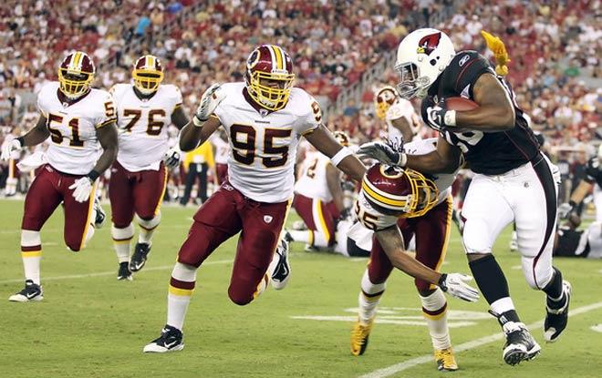 Washington Redskins vs. Arizona Cardinals Latest Odds and Betting Predictions